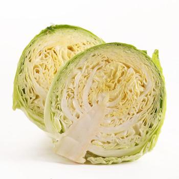 【每日鲜】北菜园有机圆白菜 350g-400g
